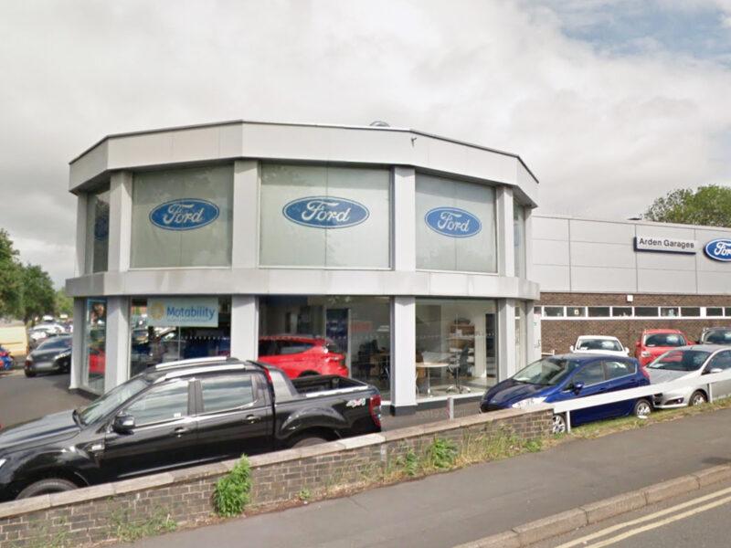 Ford Arden Garages