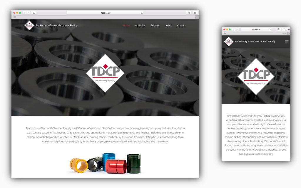 TDCP Web Design