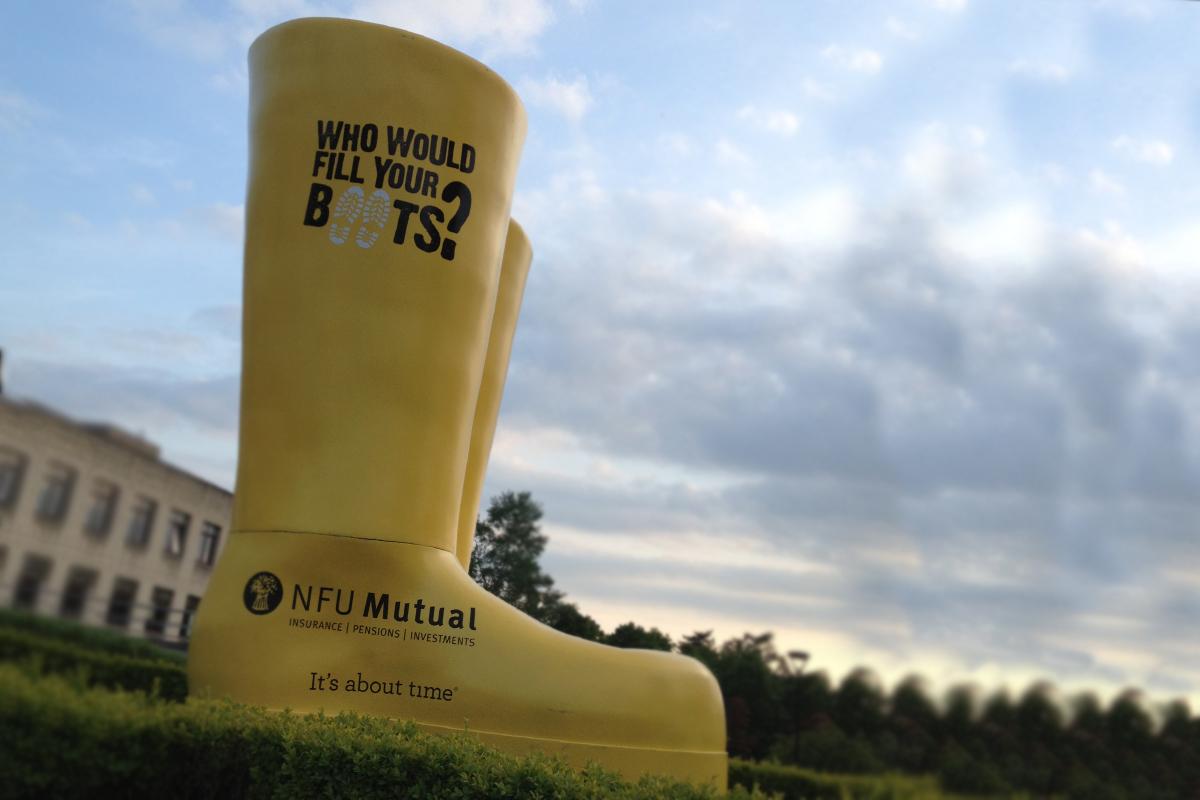 Farm Safety Foundation Wellies