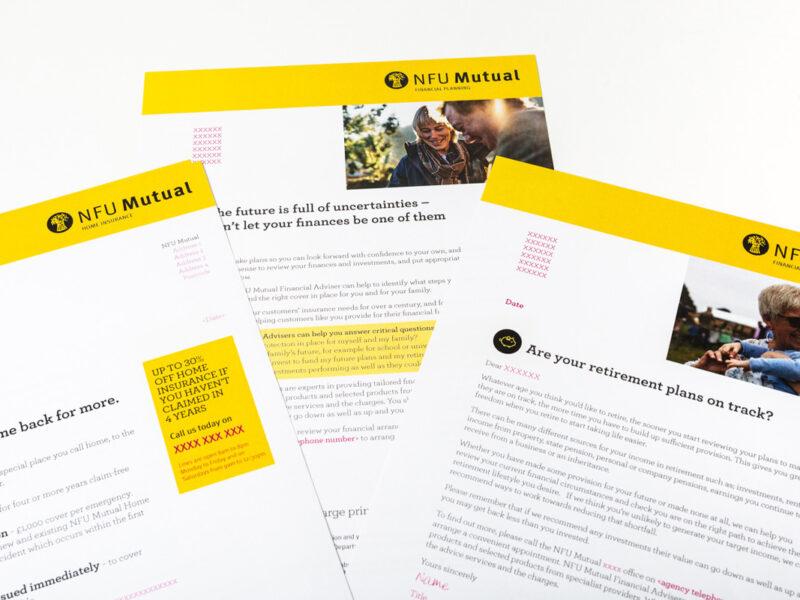 NFU Mutual Direct Marketing