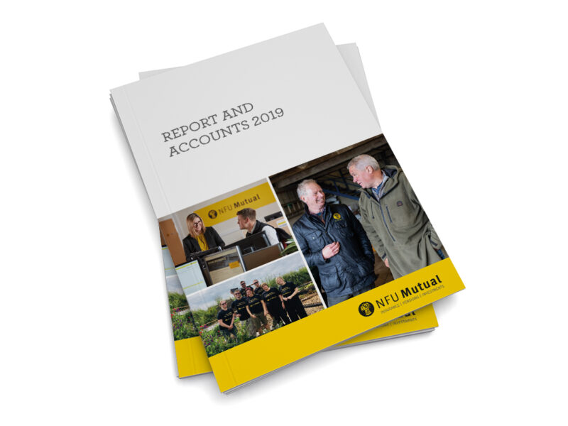NFU Mutual Report and Accounts 2019