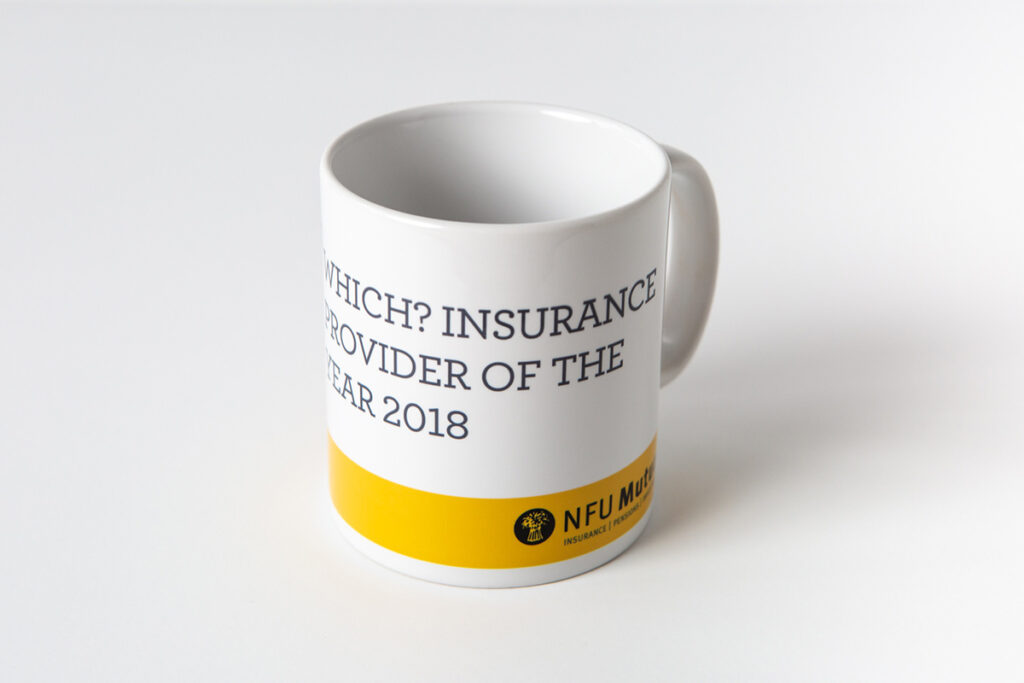 NFU Mutual Award Mugs