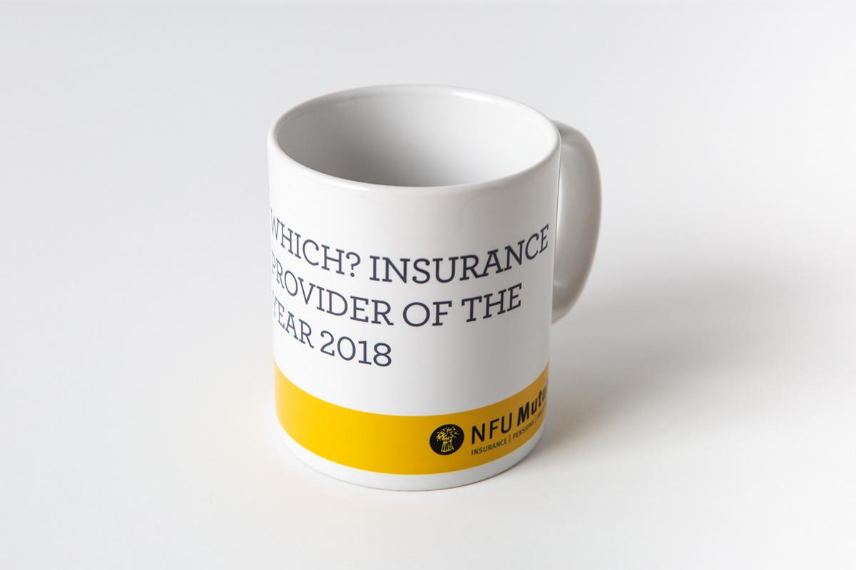 NFU Mutual Award Mugs