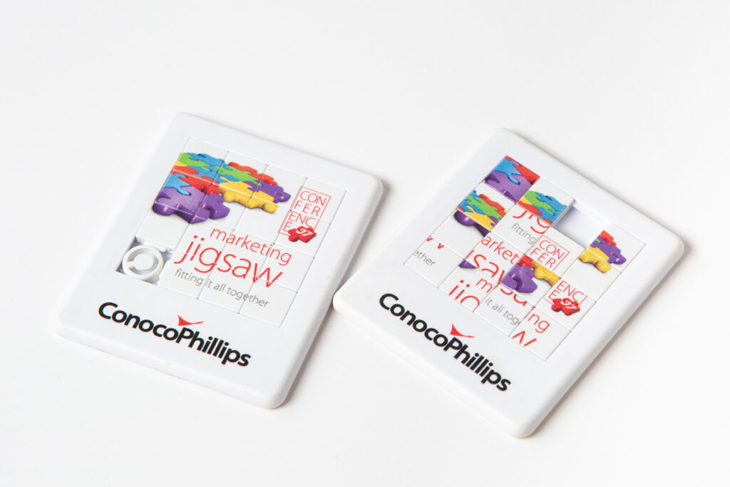 ConocoPhillips Puzzle Games