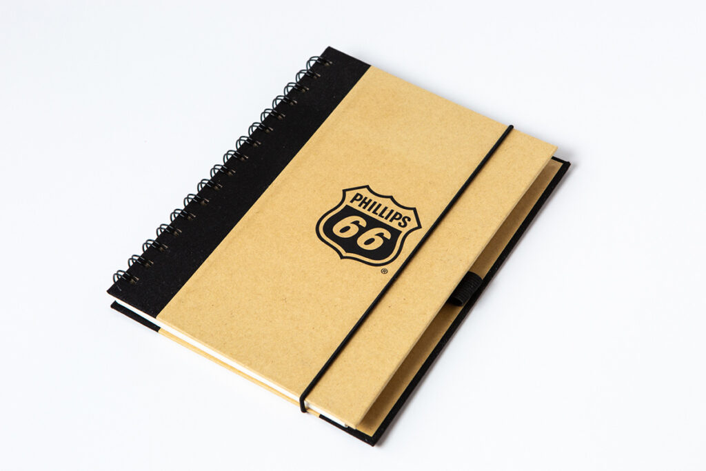 Phillips 66 Notebooks