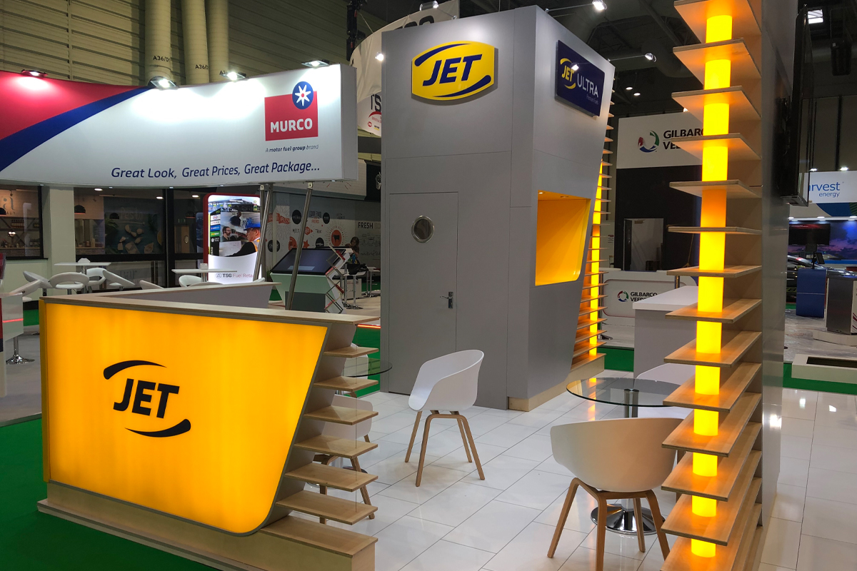 JET at Forecourt Show 2019