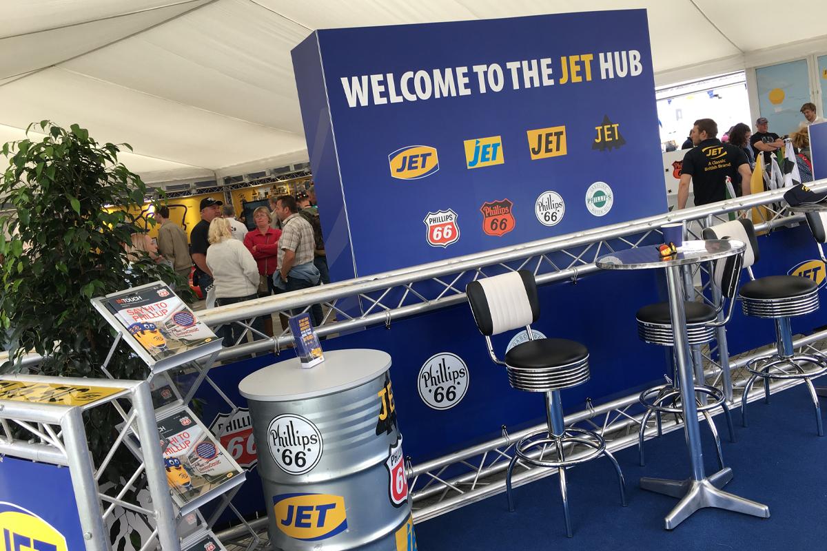 JET Silverstone Classic