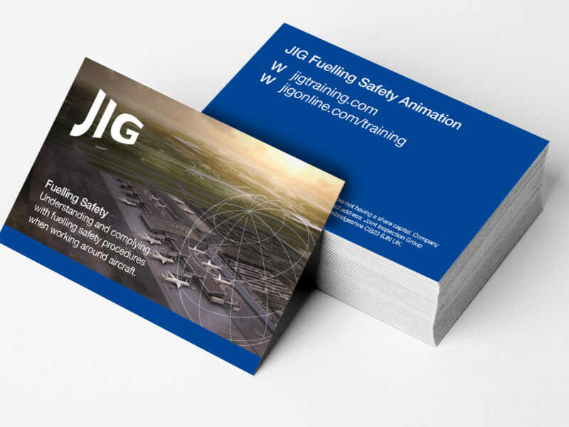 JIG Business Cards