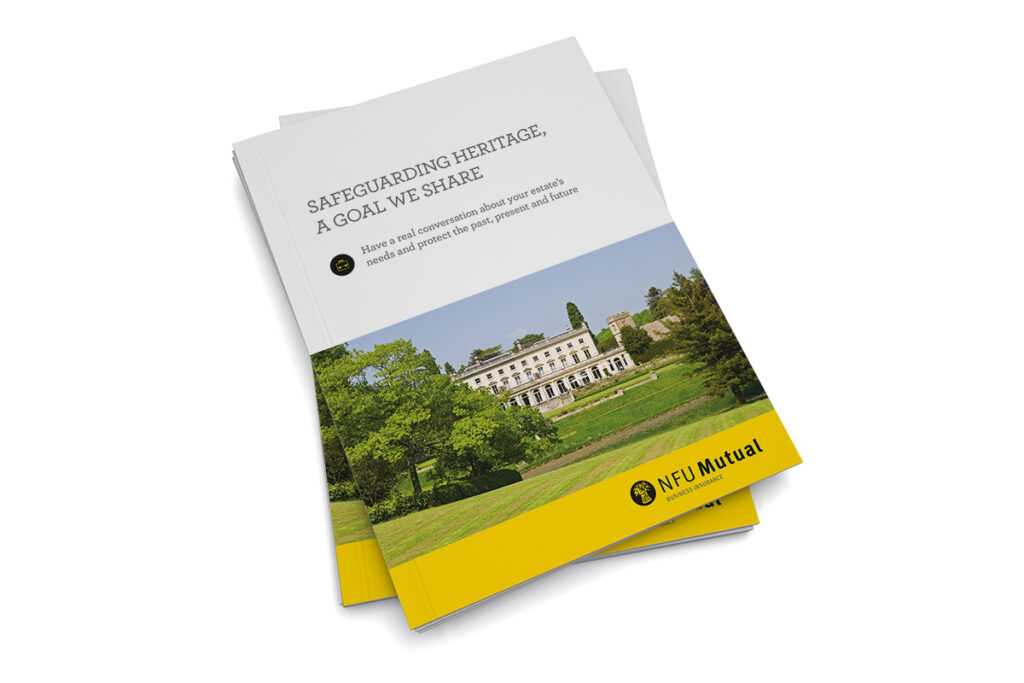 NFU Mutual Brochure Design